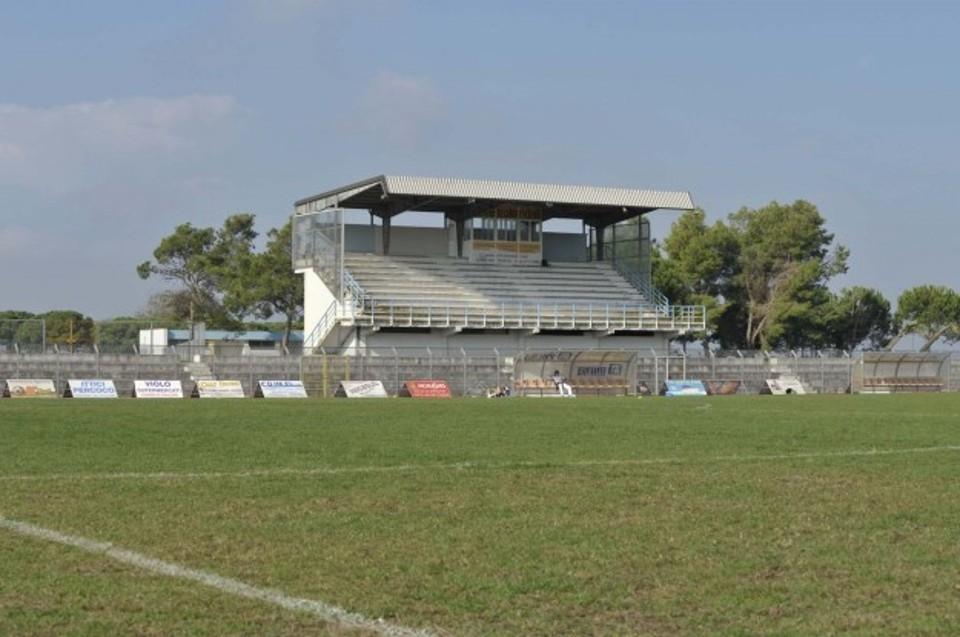 Stadio 'Mario Colavolpe' (foto d'archivio)