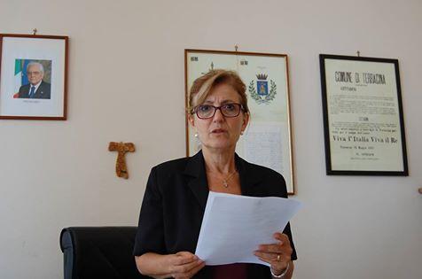 Il commissario straordinario Erminia Ocello