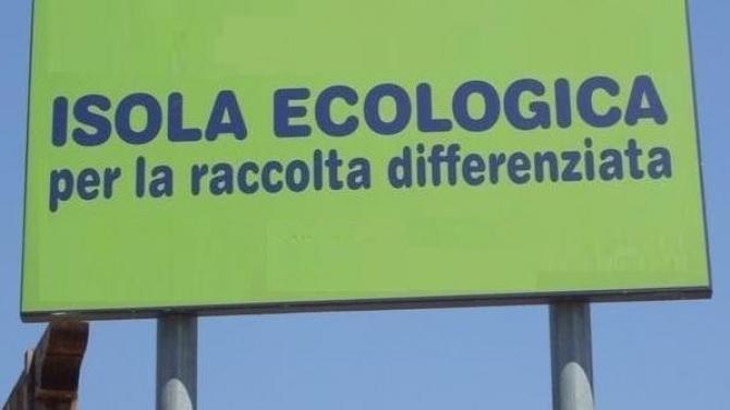 Isola ecologica (generica)