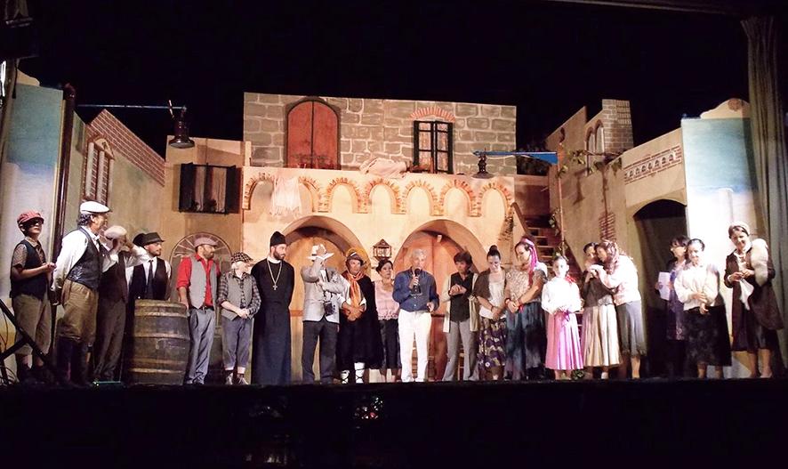 La compagnia teatrale 'La Turretta'