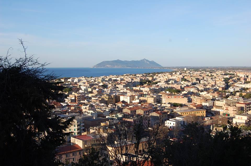 Panoramica di Terracina