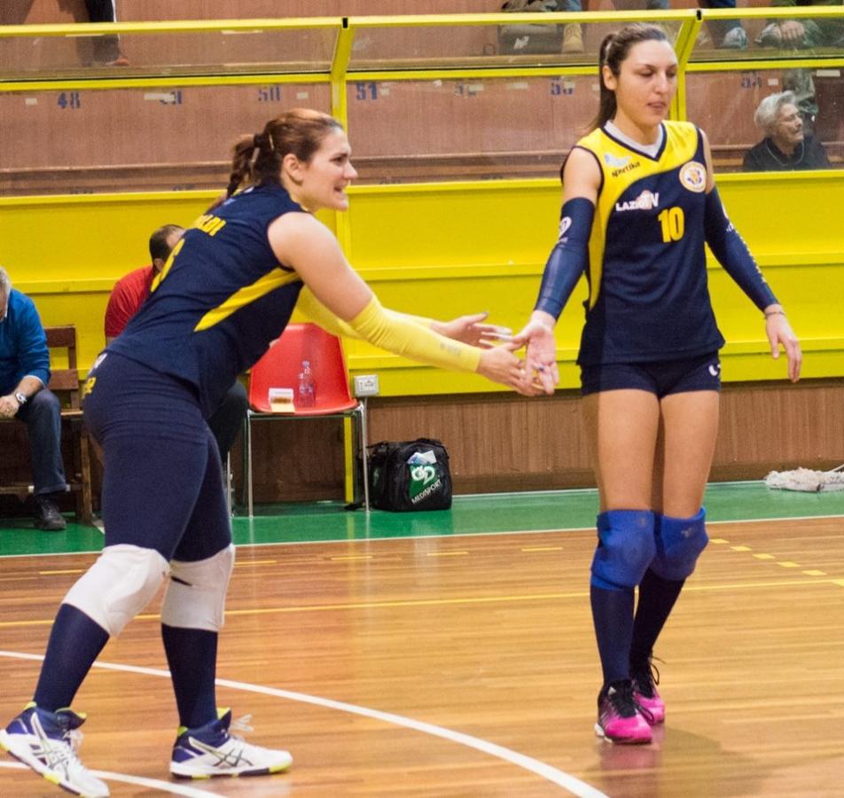 Veronica Grimaldi e Michela Sciscione