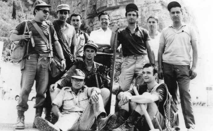 FOTO di Franco Guadagnoli, Giovanni Spezzaferro, Giorgio Silvestri e Guido Libotte