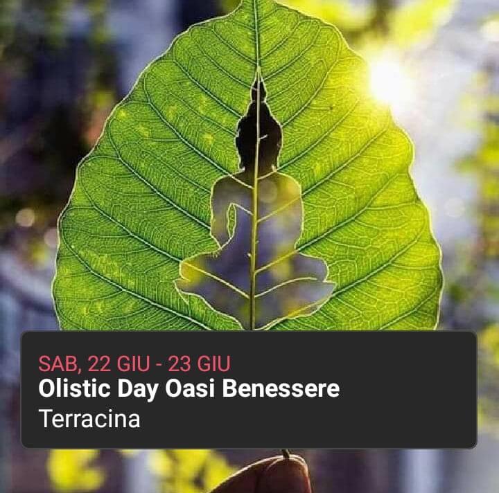 Olistic Day Oasi Benessere