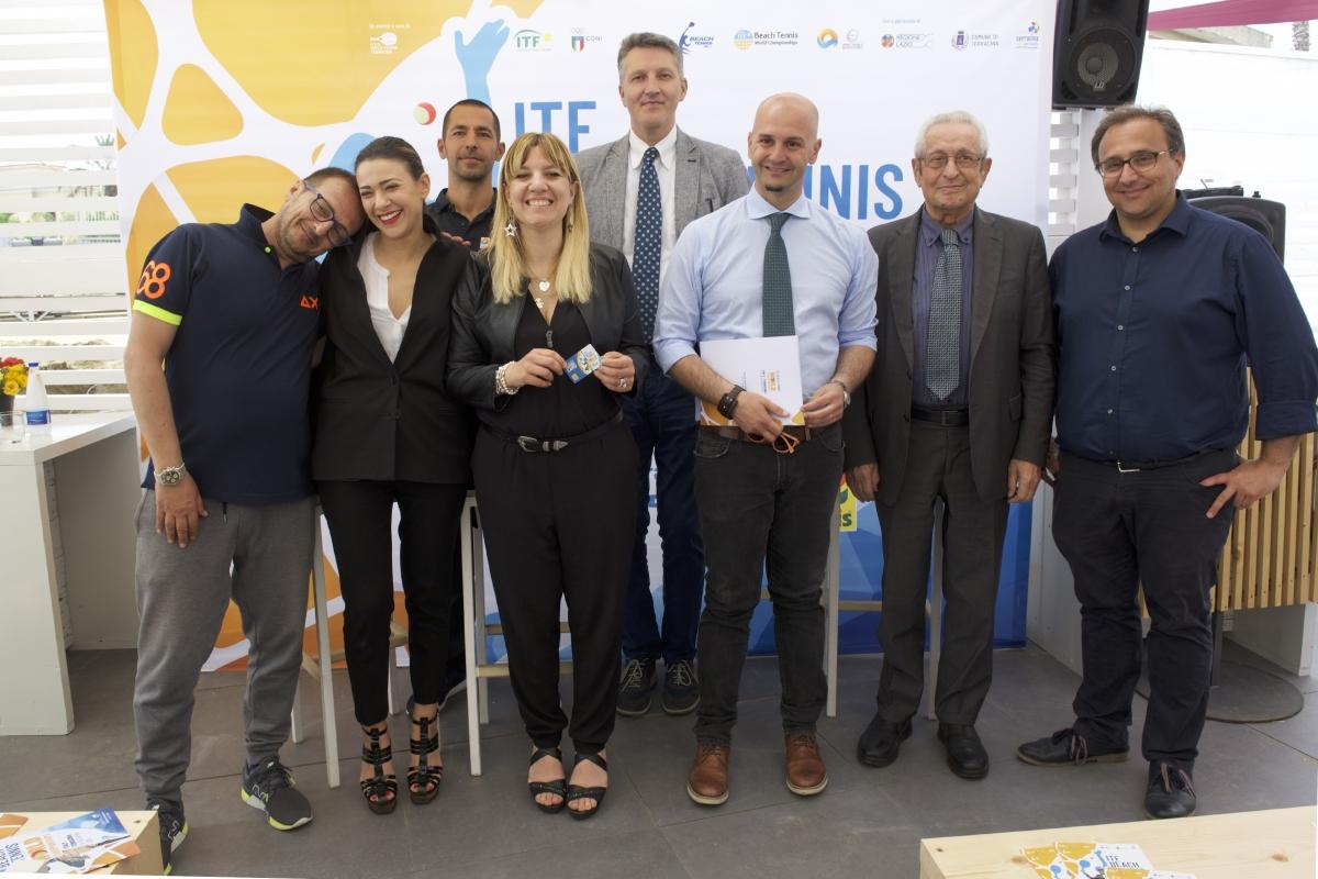 ITF Beach Tennis World Championships Terracina 2019