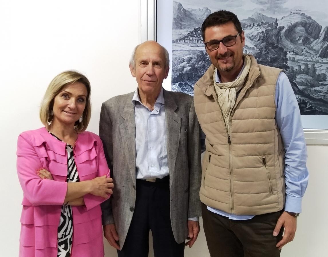 Paolo Vecchia in Commissione Ambiente